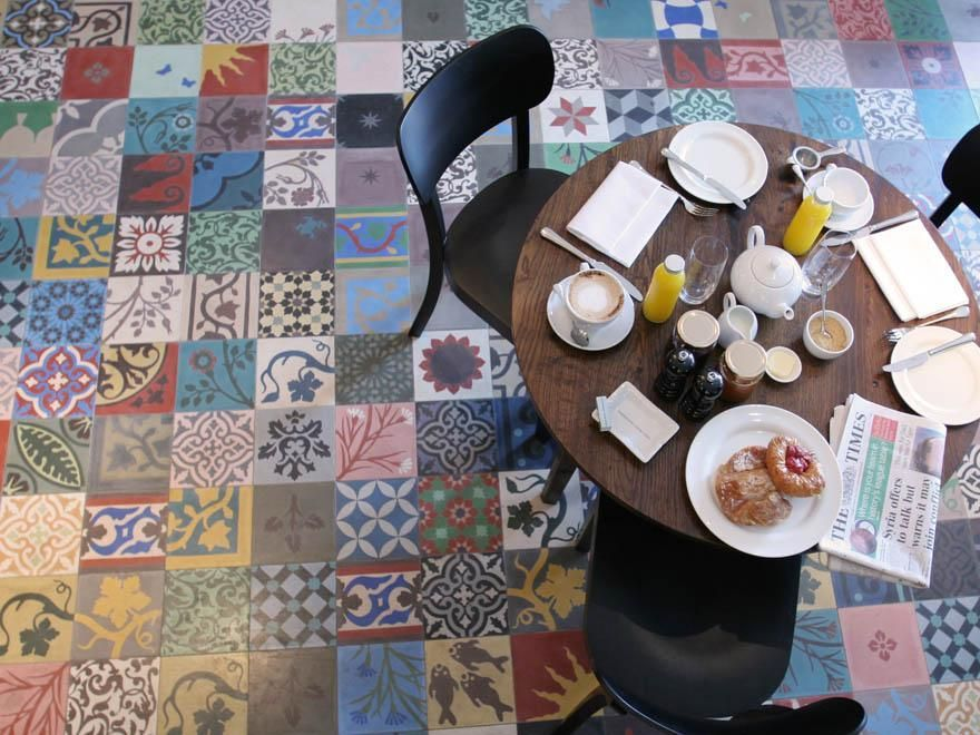 Patchwork Modern Inspirations Creative Applications Of Moroccan