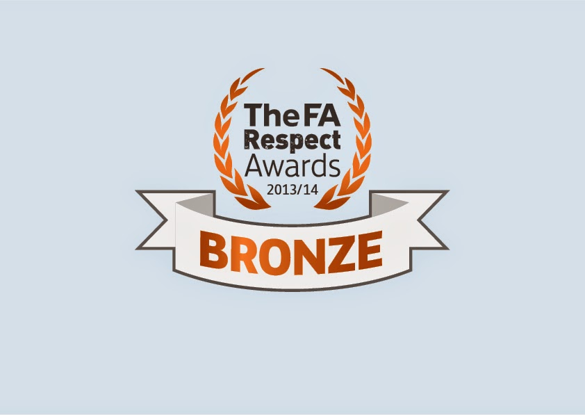 SMGFL are awarded with Commended Status and the FA Bronze Award