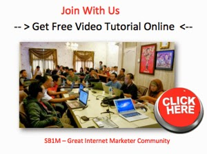 GRATIS VIDEO TUTORIAL BISNIS ONLINE