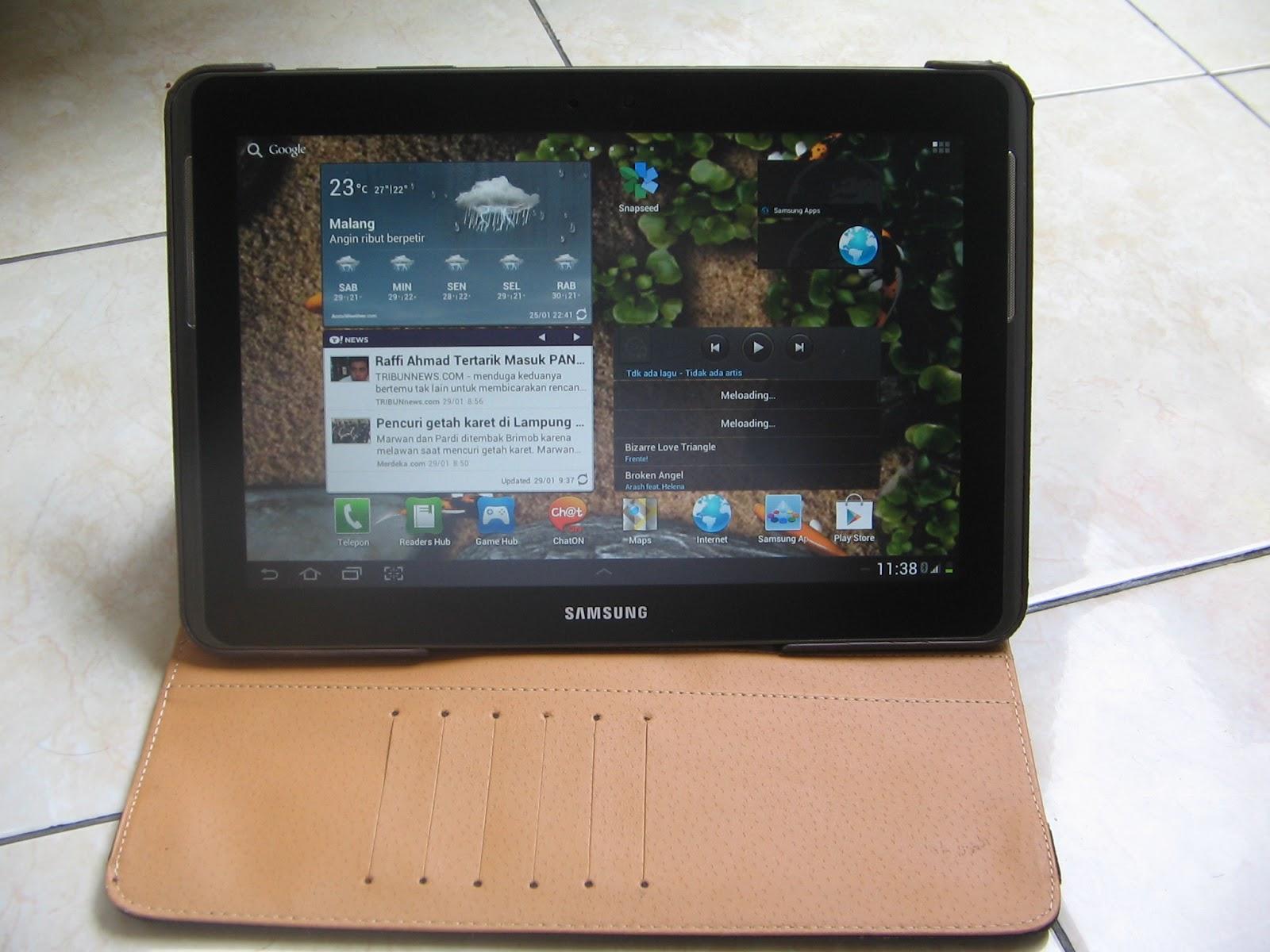 Harga Jual Tablet Samsung Galaxy Tab 3 Bekas