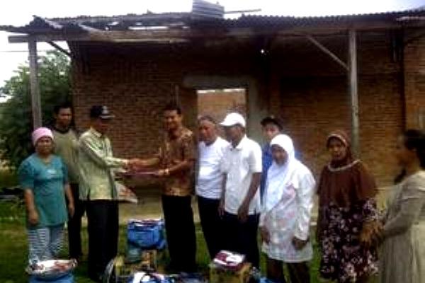 Puting Beliung Candimas, Abung Selatan. Kotabumi Lampung Utara