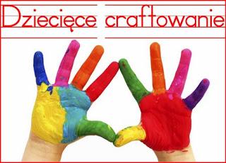 Dziecięce craftowanie