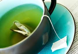 الشاى الأخضر ومضادات الأكسدة تصفى بشرتك وتعطيها  نضارة