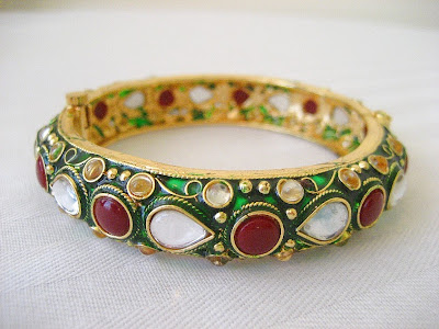 Indian Ethnic Jewellery Bangles