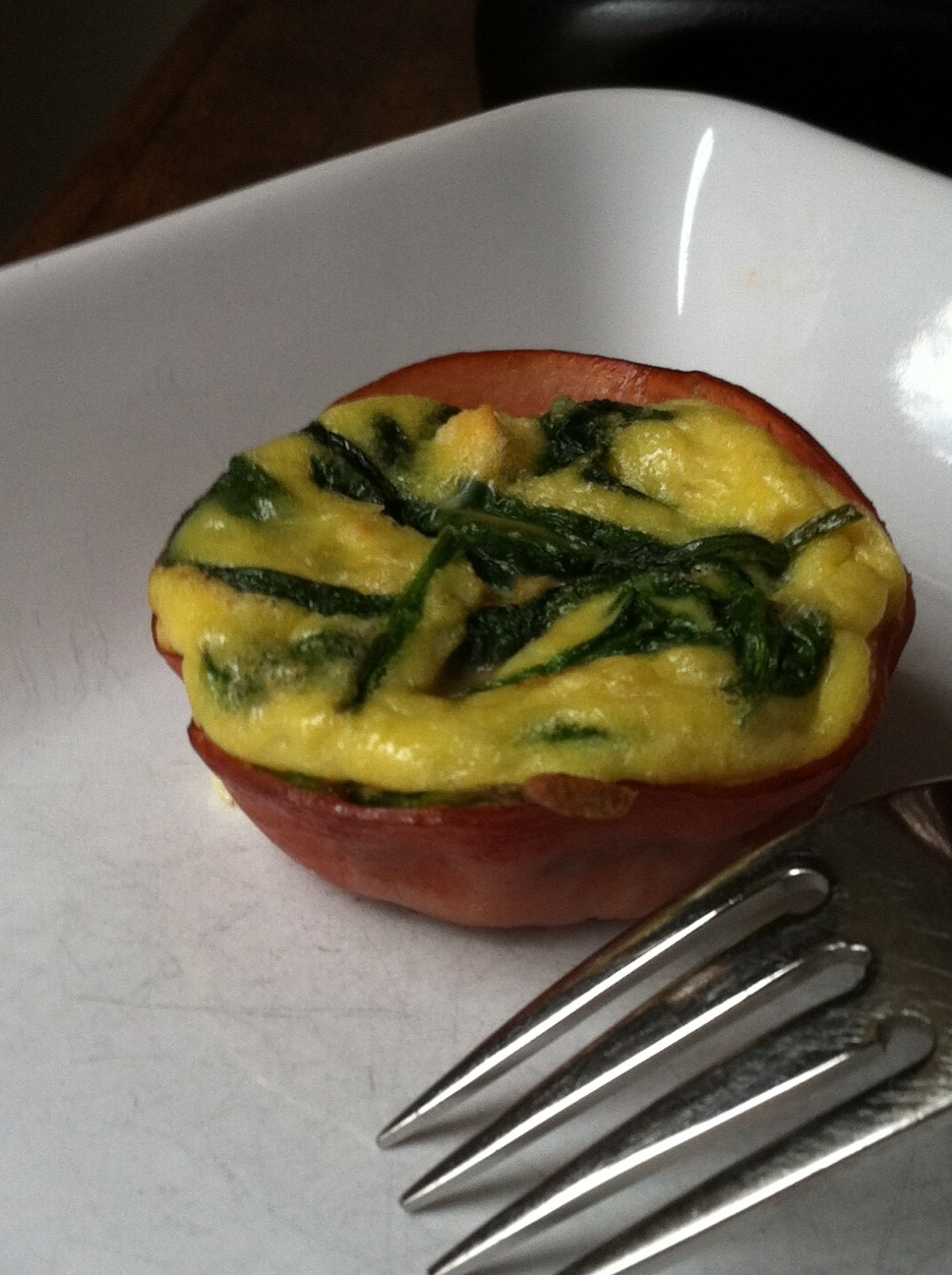 Live Longer, Look Better: Prosciutto Wrapped Mini Frittata ...