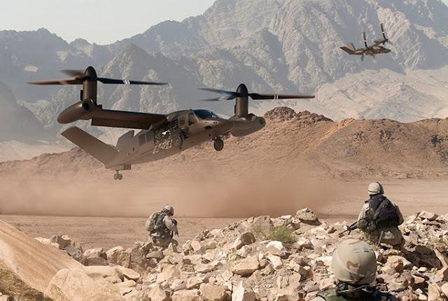 Máy bay trực thăng Bell V-280 Valor