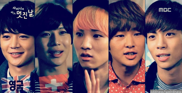 SHINee's Wonderful Day episode 1 is getting English subbed