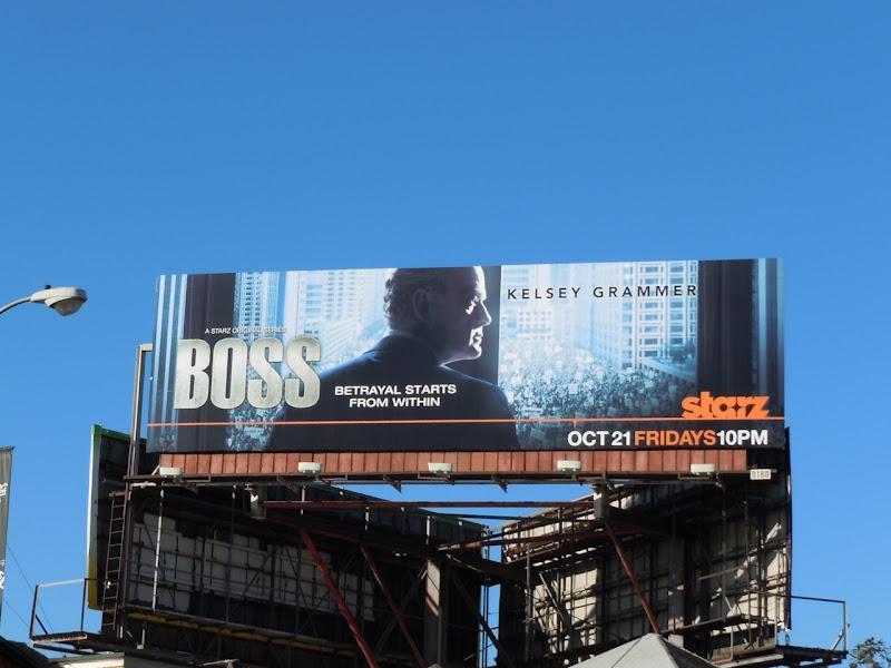 Boss Starz billboard