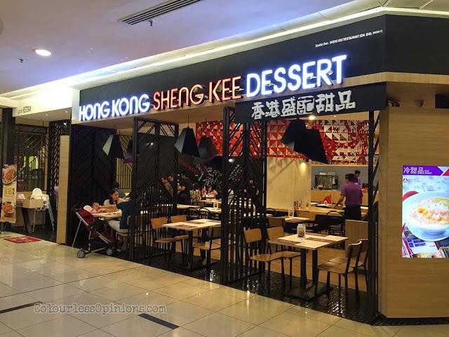 hong kong sheng kee dessert malaysia 1 utama