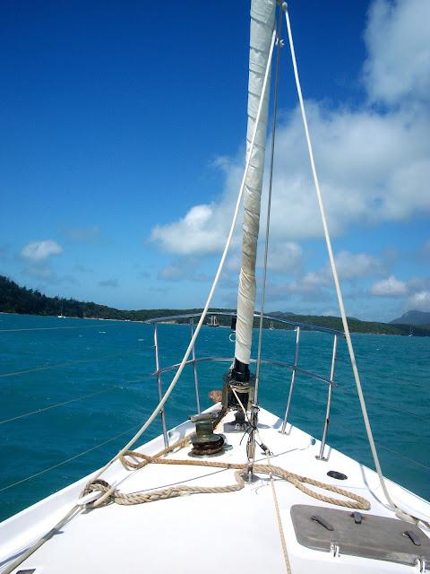 visit the whitsunday island