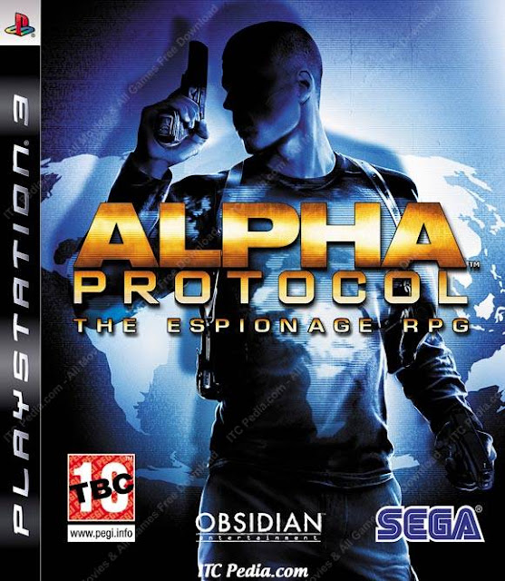 Alpha Protocol USA PS3 - Googlecus