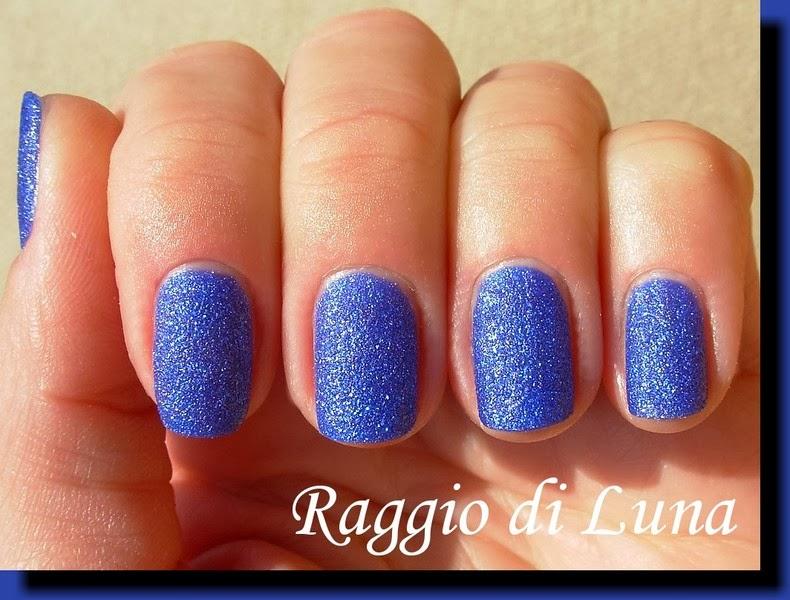 Raggio di Luna Nails: Kiko Sugar Mat n° 457 Royal Blue