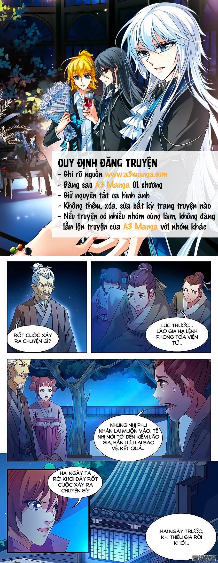 Tuyền Ky Lục Chap 2 - Next Chap 3