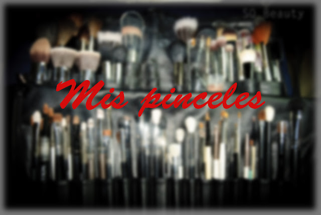 Mi colección de brochas de rostro Silvia Quiros SQ Beauty