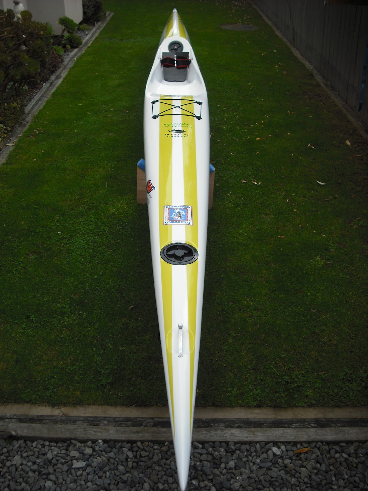 Normally Fergs Kayaks Get One Container A Year Of Think Surf Skis Into New Zealandbut This It May Be Likely That They Will Getting