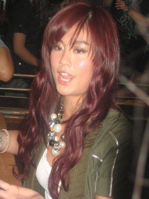 Artis Indonesia - Agnes Monica 15