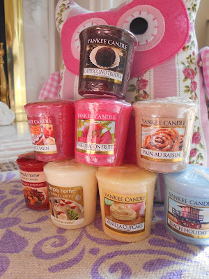 Yankee Candle Samplers - Mini Reviews