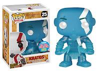 Funko Pop! Poseidon's Rage Kratos