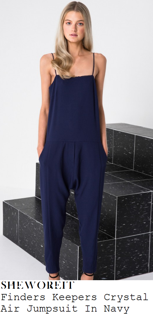 jessica-wright-navy-blue-sleeveless-cami-strap-drop-crotch-jumpsuit