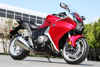 Honda VFR 1200 Fairings