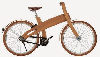 Bicicletas de Madera con Cultivo Controlado, Transporte Ecologico y Sostenible