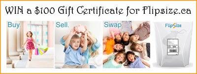 Flipsize Giveaway Logo