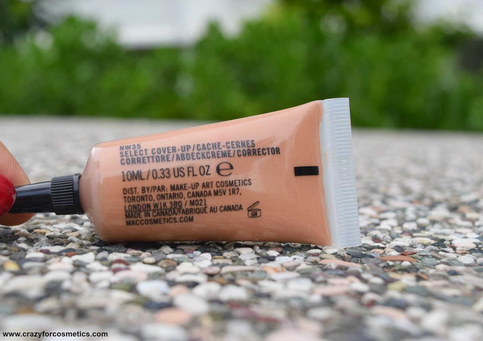 how to find concealer shade