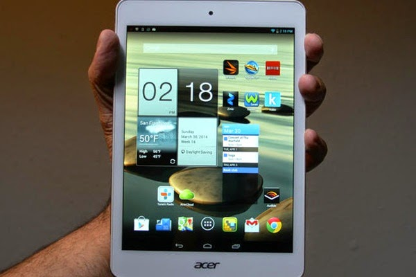 Harga Acer Iconia A1 830