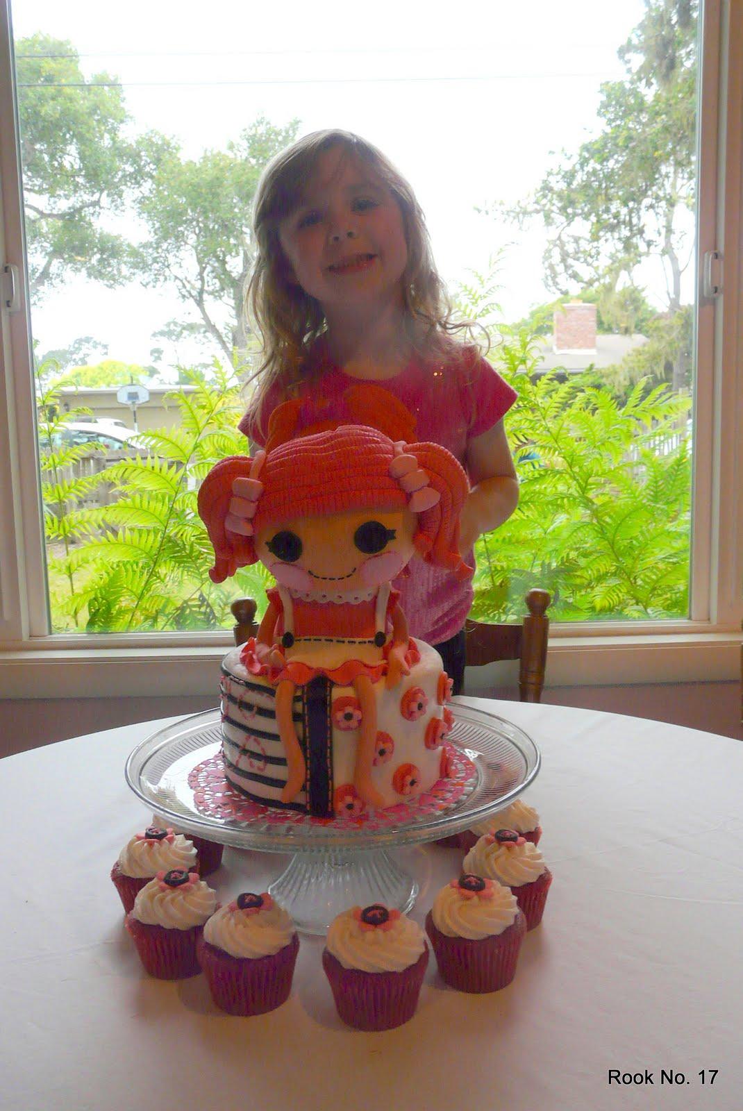 Lalaloopsy Birthday Cake Doll