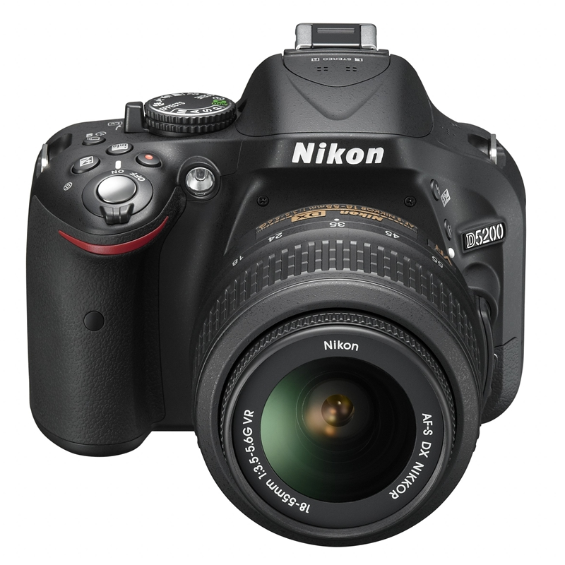 Harga dan Spesifikasi Kamera Digital Nikon D5200