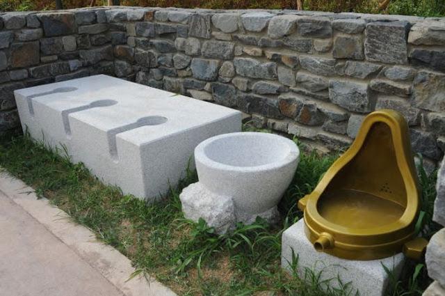 WTF : Taman Tema Paling Pelik Dan Unik Di Korea Selatan (12 Gambar)