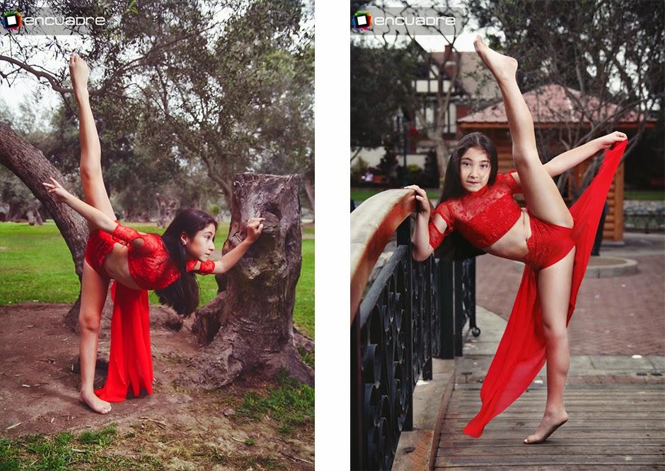 niña ballet fotos artisticas