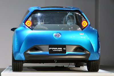 toyota prius c will be produced in europe auto daily news. Black Bedroom Furniture Sets. Home Design Ideas