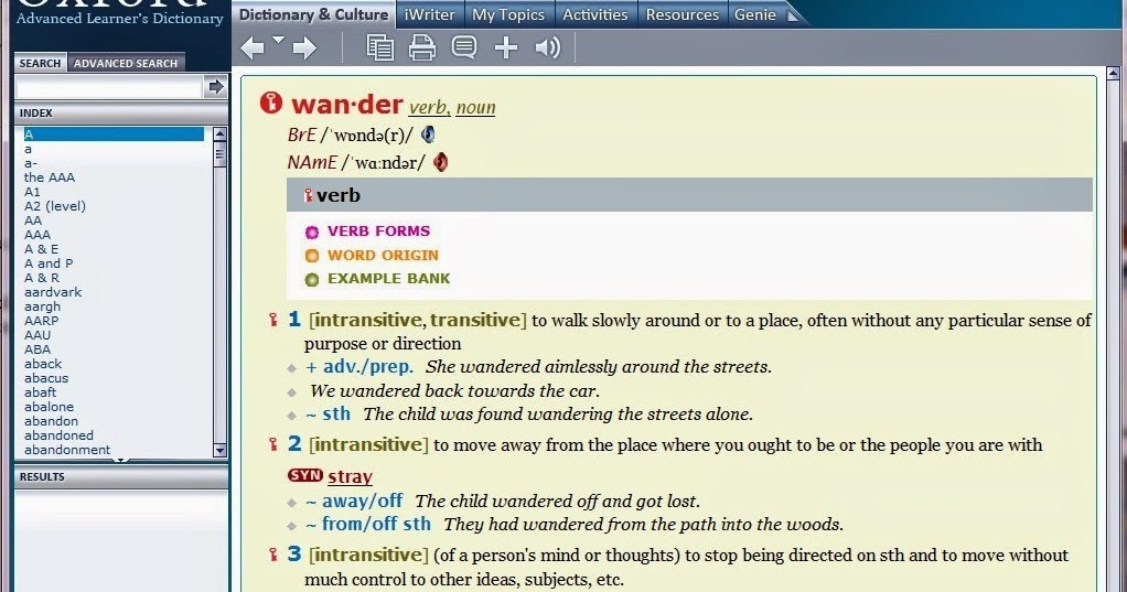 cambridge advanced learners dictionary apk