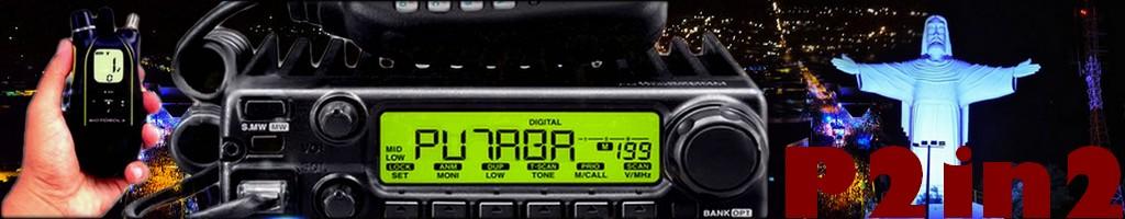 LINK P2IN2 ALAGOAS - RADIOAMADOR