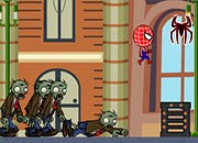 Spiderman vs Zombies 1