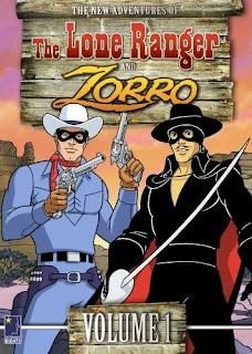 Download The Lone Ranger Zorro (1981)
