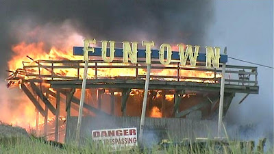 The fire at the Jersey Shore - the loss of an iconic childhood dream scape
