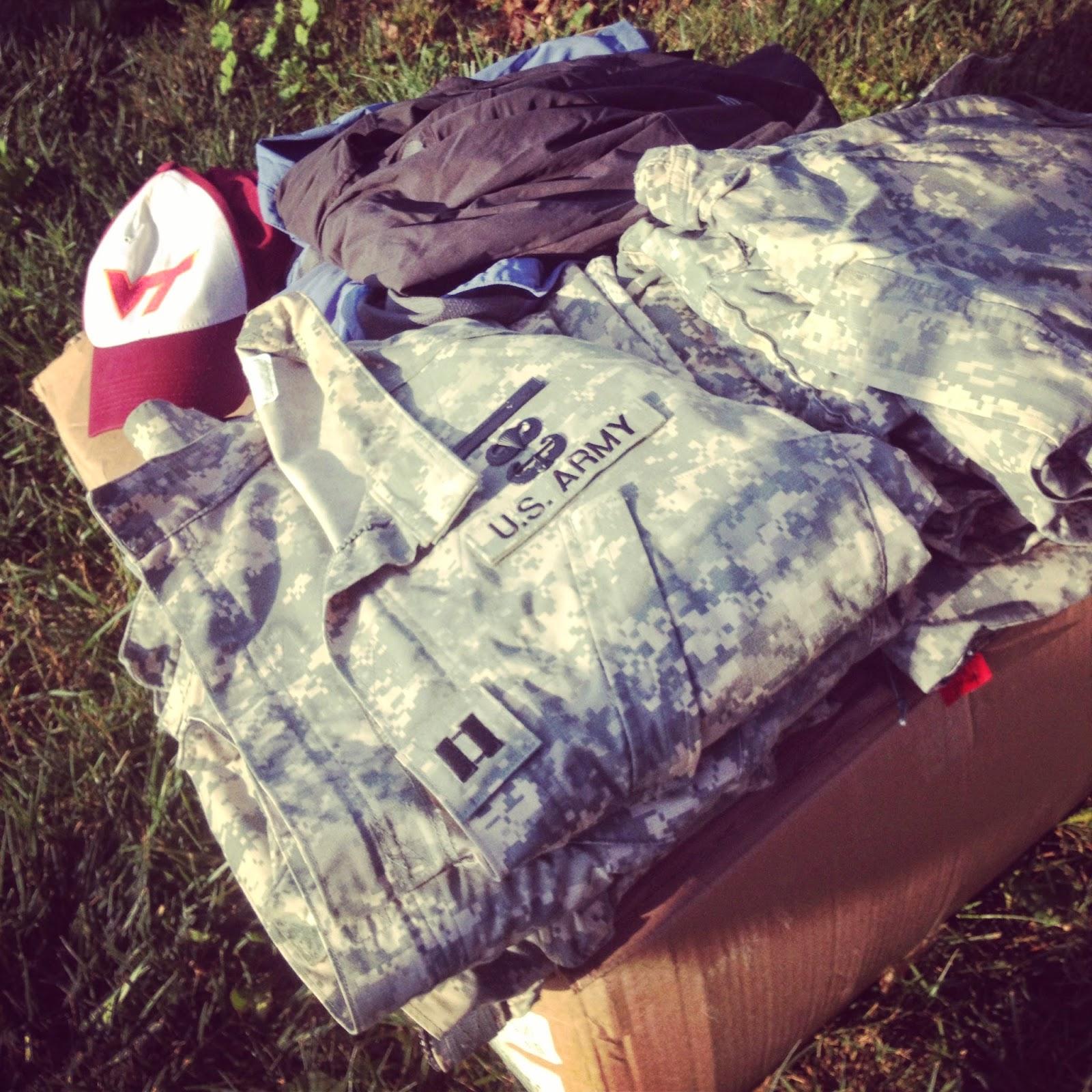 army pcs