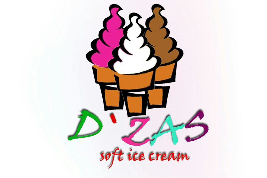 <center>D`ZAS SOFT ICECREAM</center>