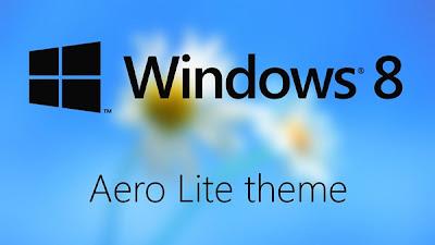 Windows 8 Aero Lite Theme