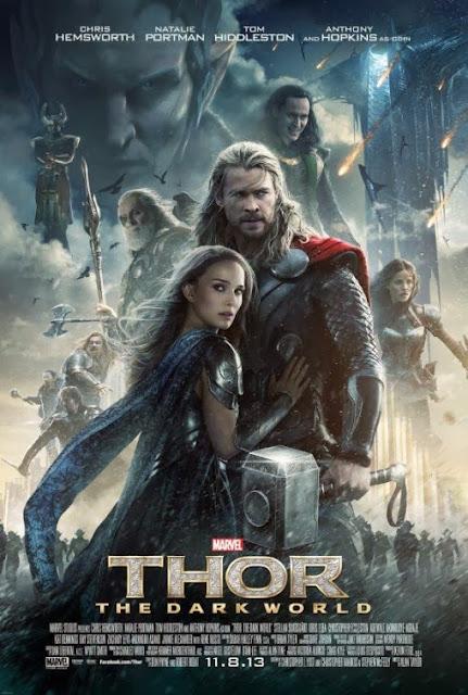 Thor (2) The Dark World Movie Poster