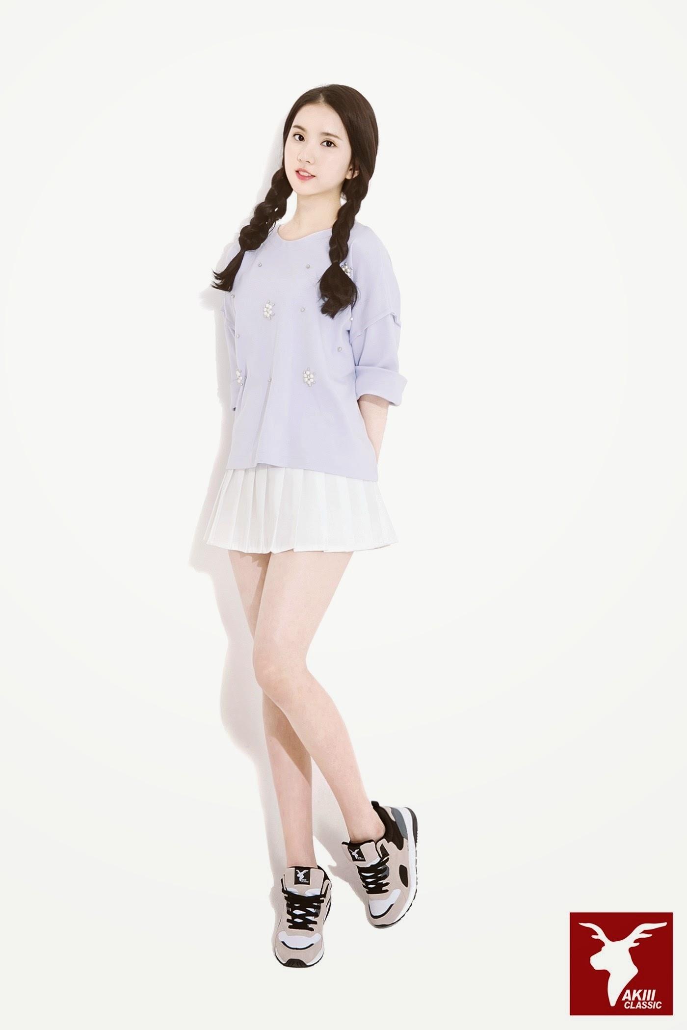 G-Friend Eunha Akii Classic