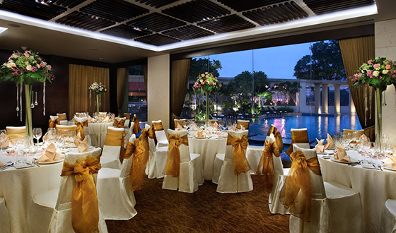 Zhongshan park singapore wedding