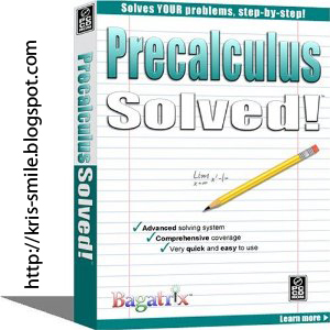 DOWNLOAD PRECALCULUS | SOFTWARE HITUNG MATEMATIKA