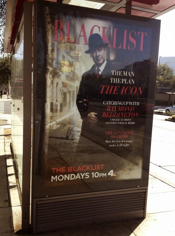 Blacklist season 2 Fortune magazine homage poster