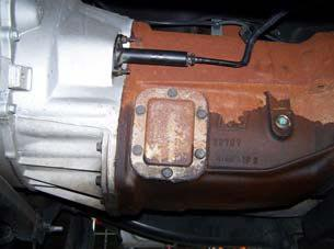 2005 ram 2500 diesel transmission