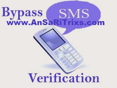 How to Bypass Facebook, Twitter, Youtube SMS Verification Online