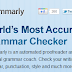Grammarly: The best English grammar checker online!- Review