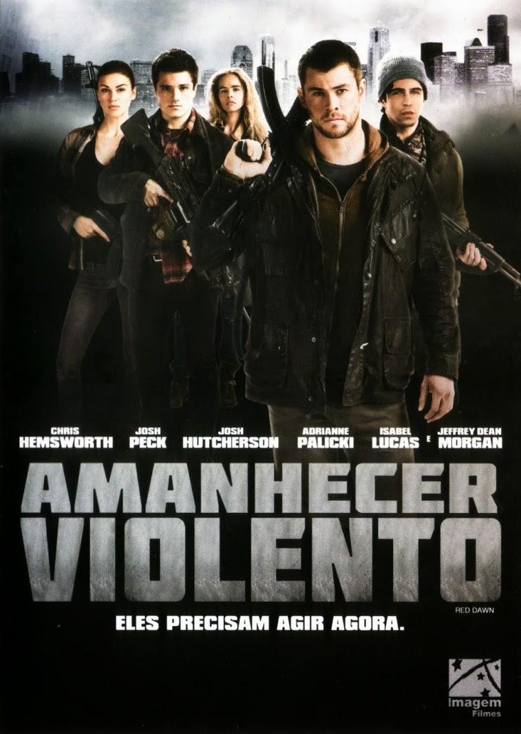 Amanhecer Violento – Dublado (2012)